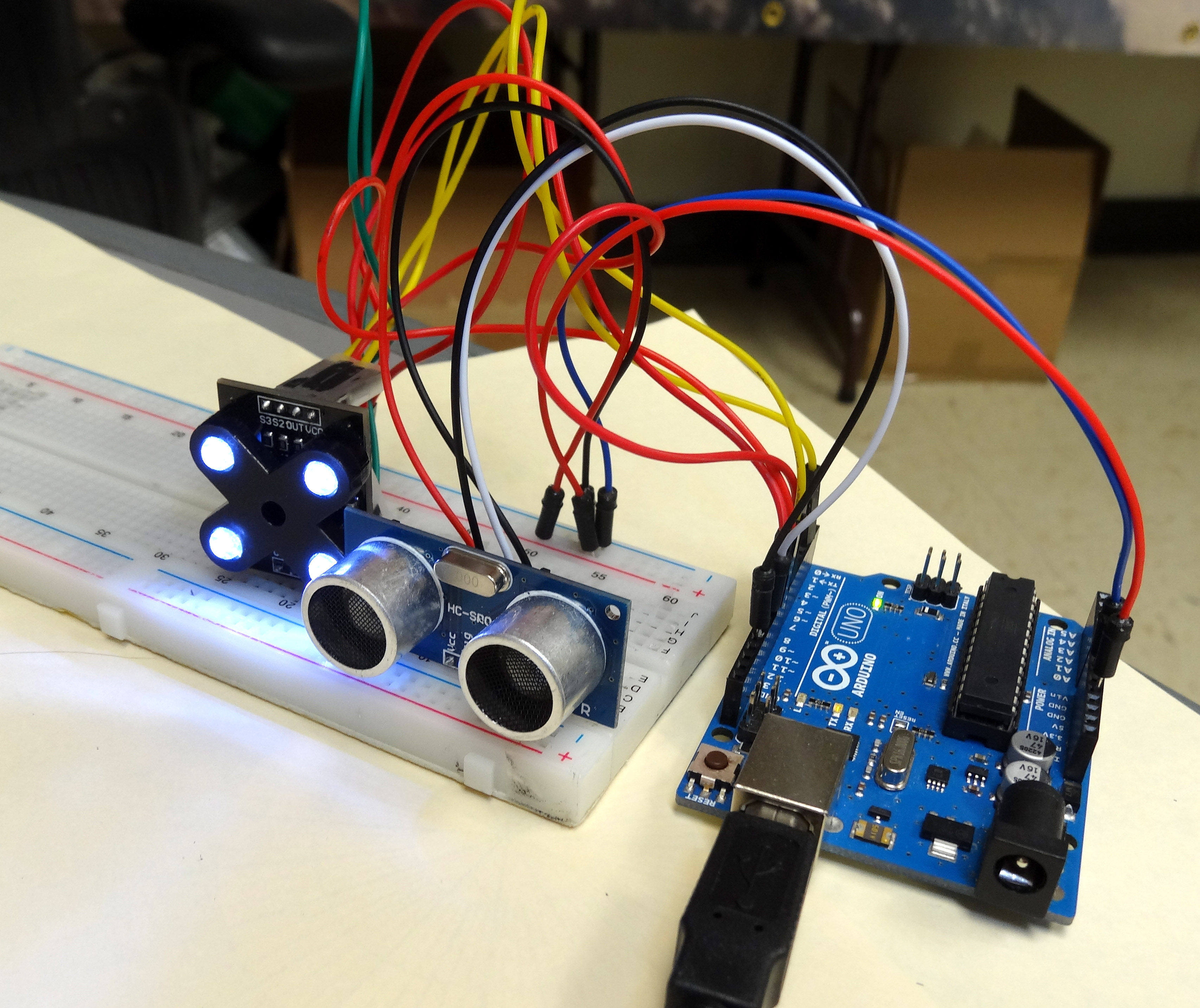 Using Python With Arduino Technology Tutorials Advanced Led Blink Circuit This
